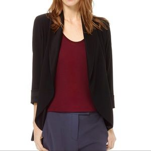 Aritzia Wilfred Chevalier Open-Front Blazer Jacket